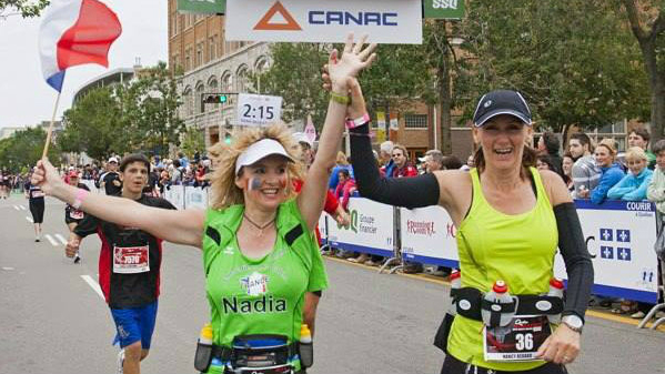 Nancy marathon2