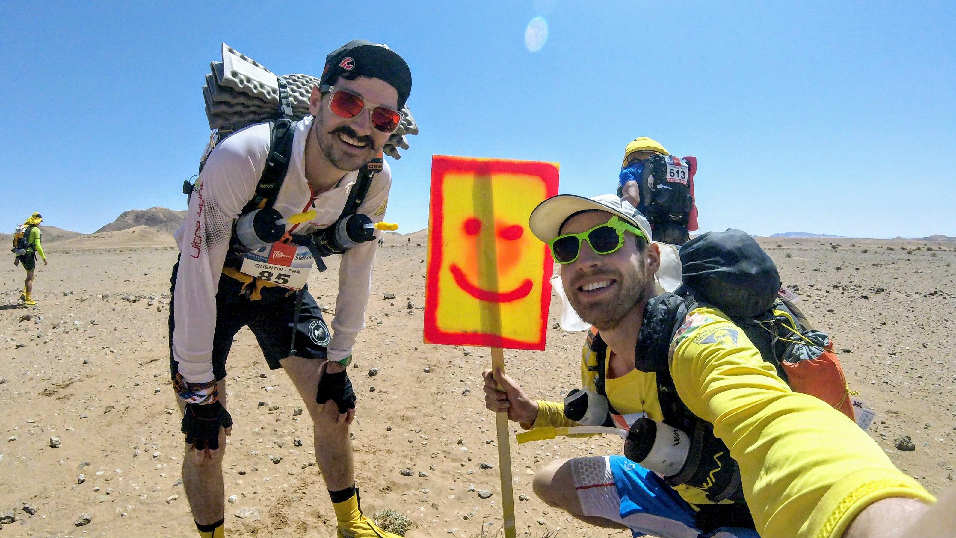 Quentin Brue (gauche) et Thomas Duhamel (droite) - Photo: Courtoisie