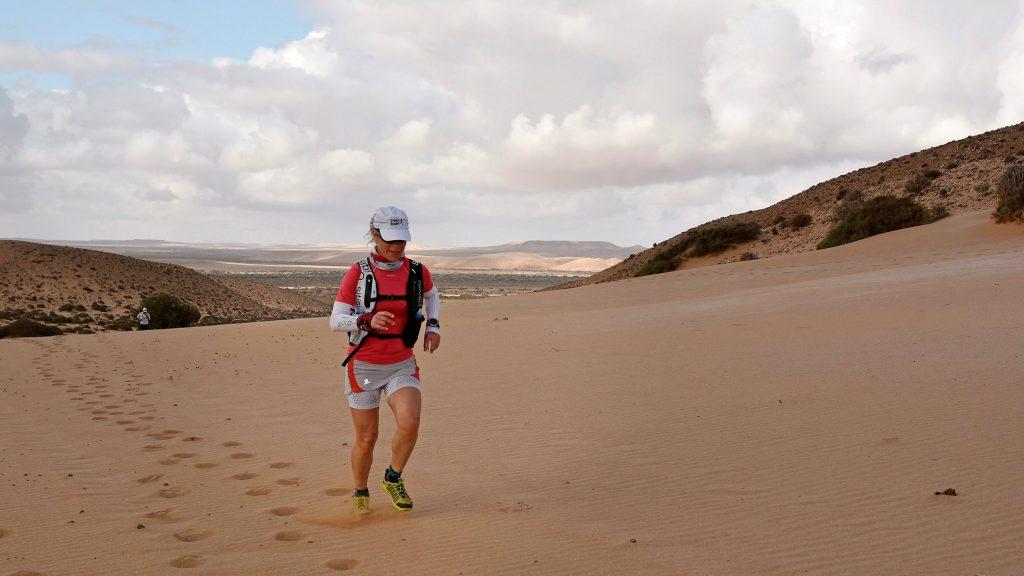 Ultra trail de la plage blanche
