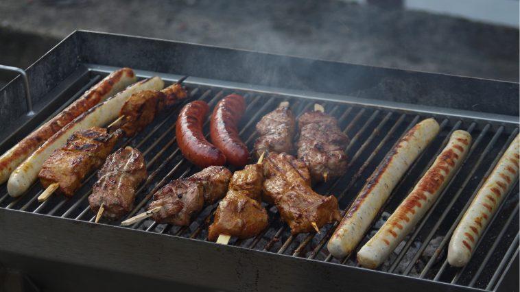 viande barbecue