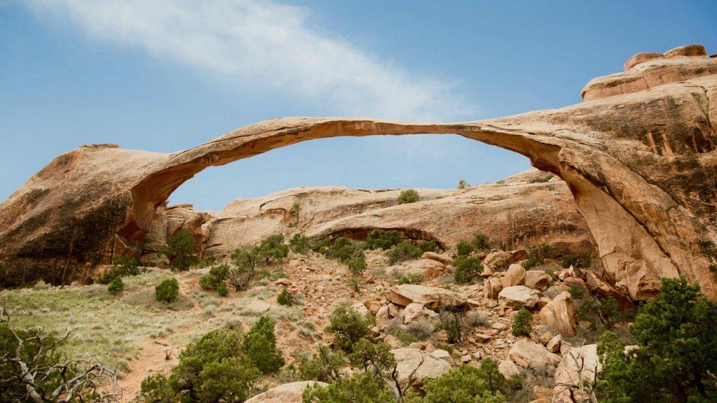 Landscape Arch - Photo : Loup-William Théberge