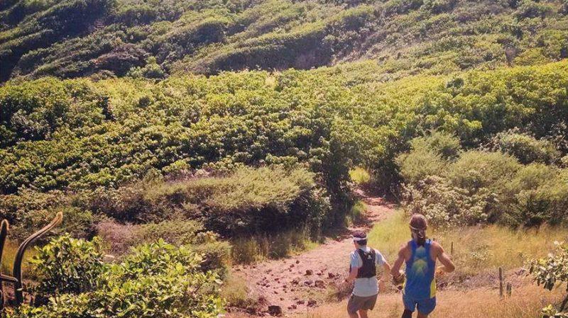 Les coureurs traversent des paysages variés - Photo : Joan Roch