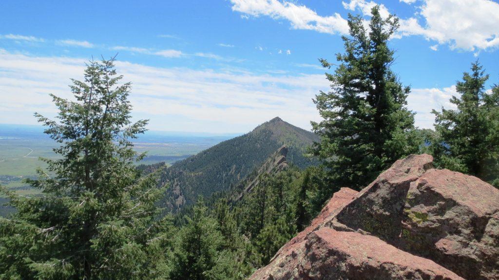 Flatirons from Green Mountain, Boulder2