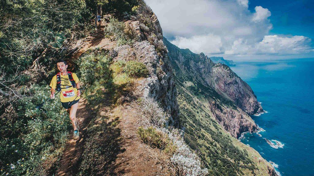 Le MIUT offre des vues époustouflantes aux coureurs - Photo: Tiago Sousa Nowords Productions