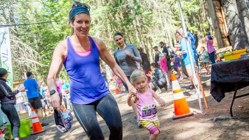 Quelque 750 enfants participent au Trail de la Clinique du coureur - Photo : Olivier Mura