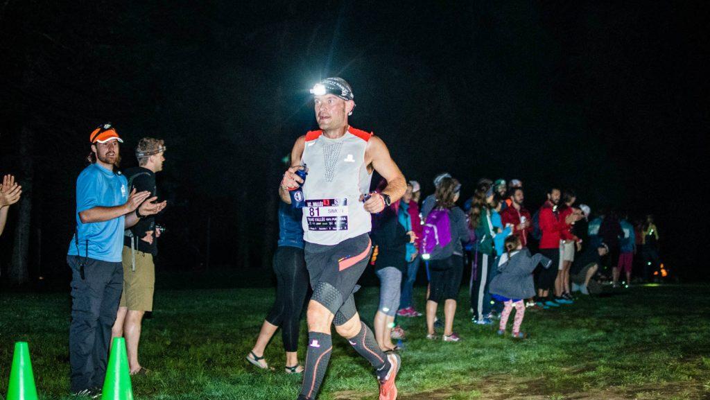 La course de nuit du vendredi est très populaire - Photo : Guillaume Milette
