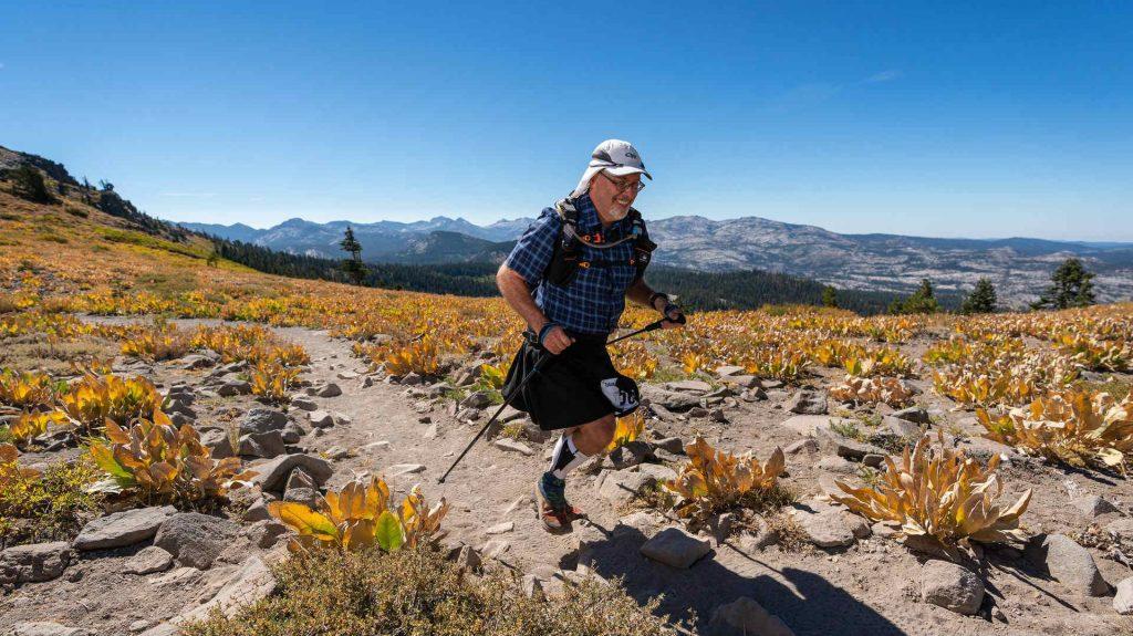 Guy Brouillette lors du Tahoe 200 2018 - Photo Facebook