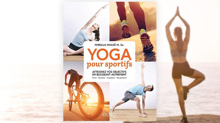 Yoga pour sportifs livre