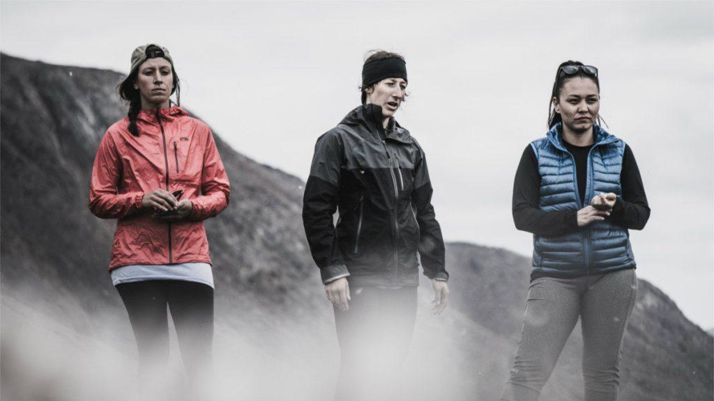 Le film Qamanic fait le tour du monde avec la tournée Trails in Motion - Photo : courtoisie