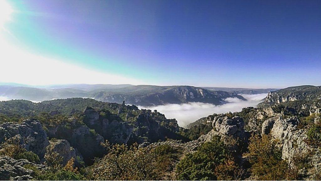 Au coeur du Causse Noir, ou « montagne noire » - Photo : Nicolas Fréret