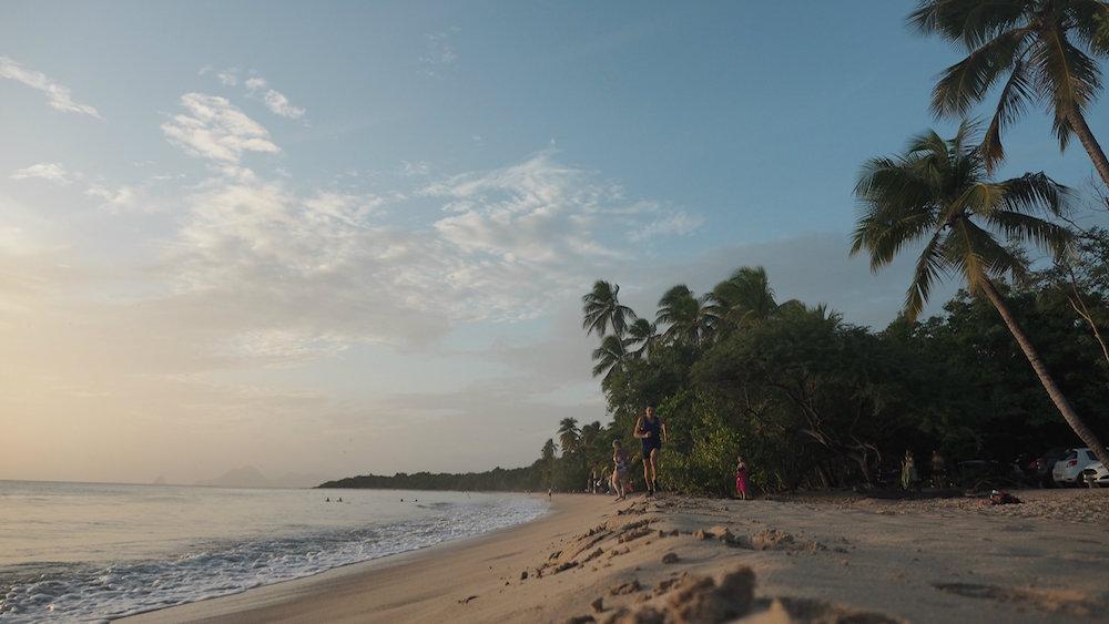 Les magnifiques plages du sud de la Martinique valent à elles-seules le voyage! - Photo : Vincent Champagne