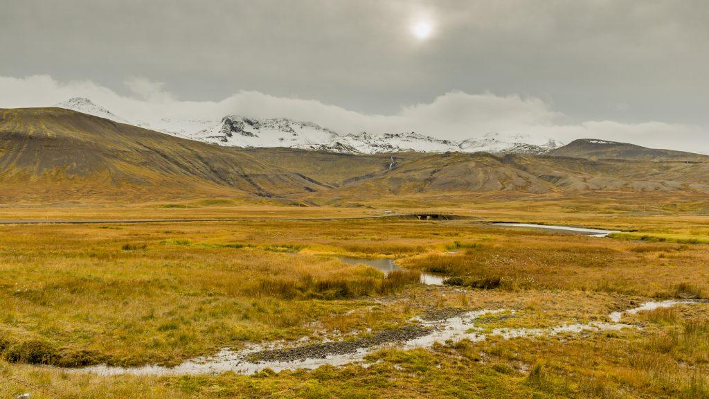 La Vatnsnes, toponyme islandais signifiant « la péninsule du lac », est une péninsule du nord de l'Islande. Elle est réputée pour abriter la plus grande colonie de phoques de l'île. Photo: Christian Dionne