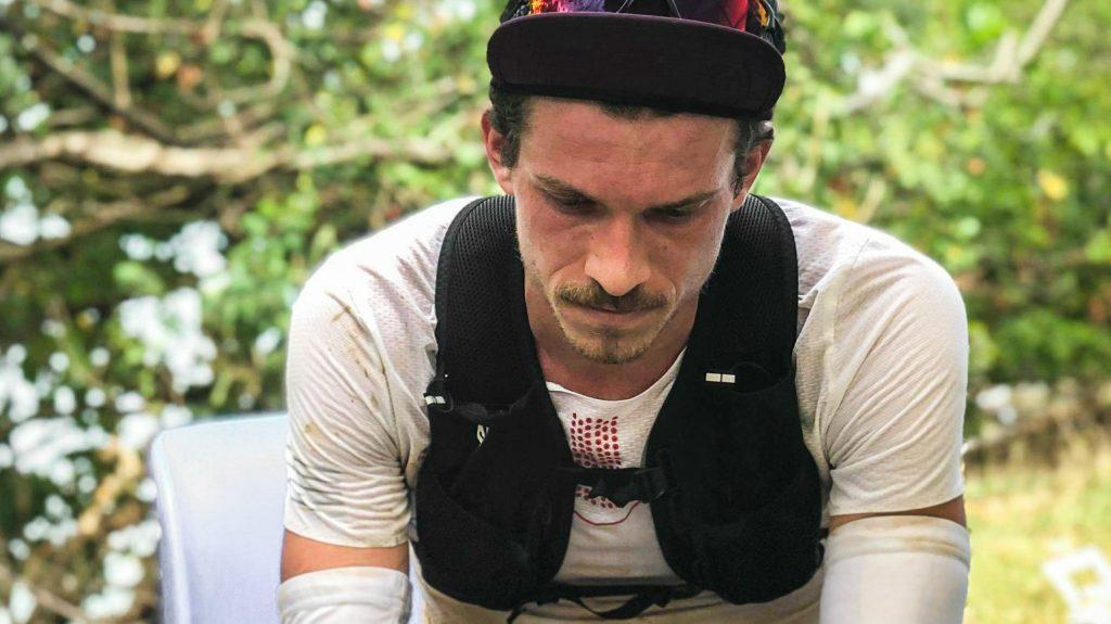 Mathieu Blanchard a été contraint à l'abandon au Hong Kong 100 et il a dû renoncer à prendre le départ de la Transgrancanaria - Photo : TNBT