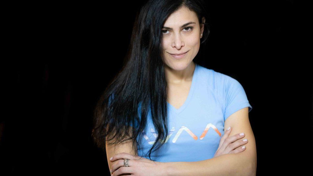 Rachel Sklar a intégré l'équipe Waa - Photo : Arnaud Cailloux / UTWT