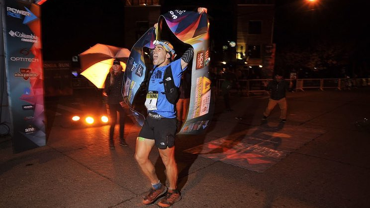 Victoire de Pau Capell à la Patagonia Run 2019 - Photo : Marcelo Tucuna / Patagonia Run