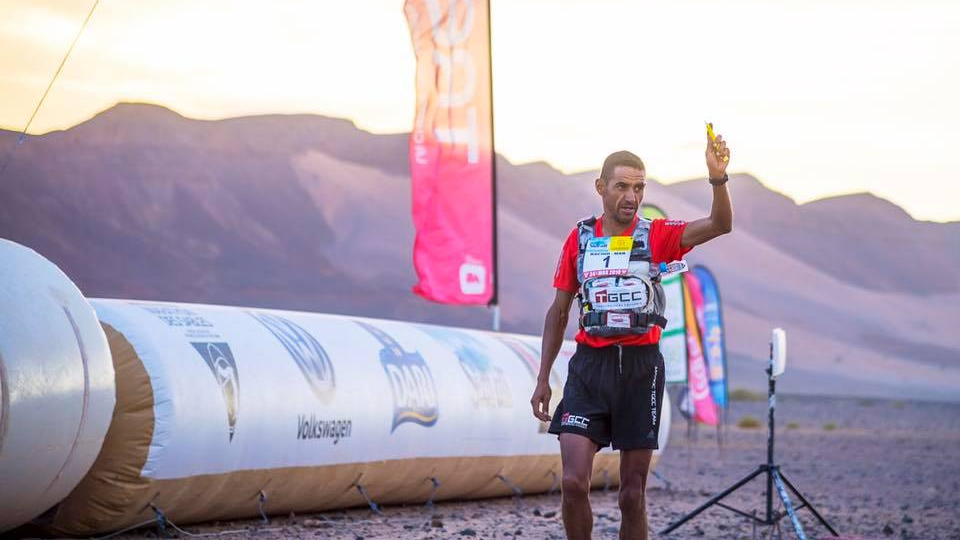 Le Marocain Rachid el-Morabity a remporté son sixième Marathon des Sables - Photo : MDS