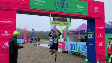 Trail du Coureur des Bois 34km