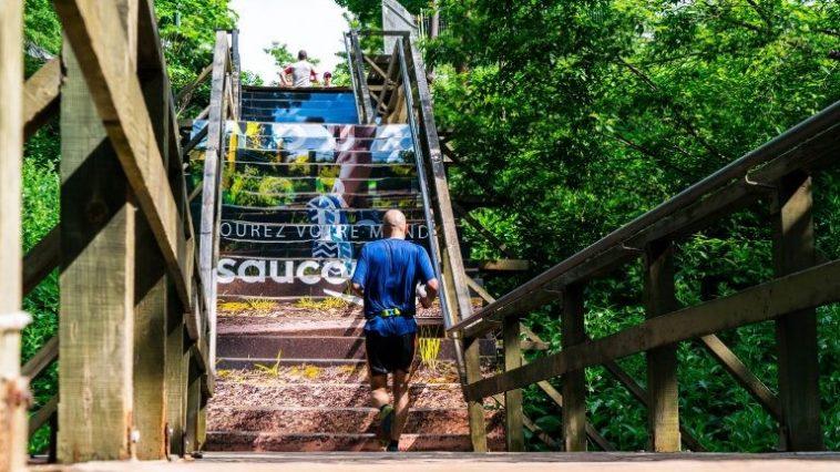 escaliers entrainement