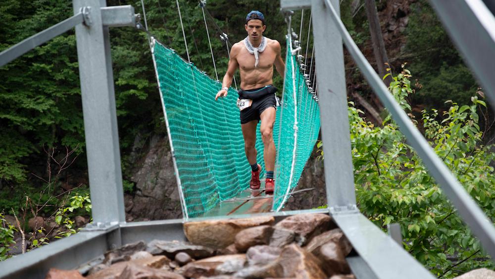 Mathieu Blanchard a remporté le 100 km en 2018 - Photo : QMT