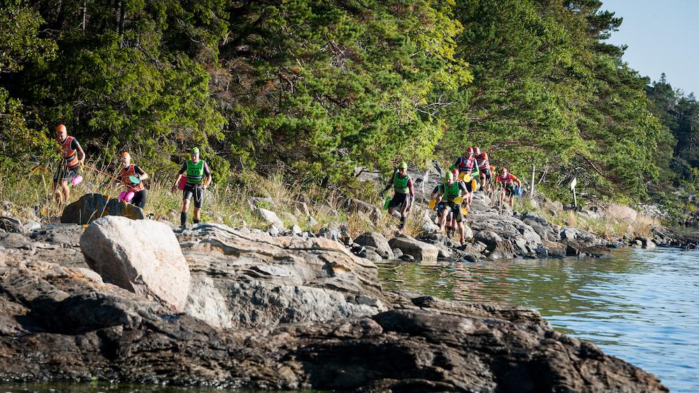 Les coureurs doivent affronter 65 km de trail - Photo : Pierre Mangez