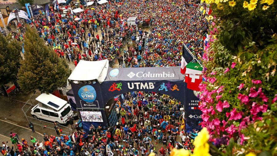 Plus de 10000 coureurs sont généralement au départ de l'une des sept épreuves de l'UTMB
