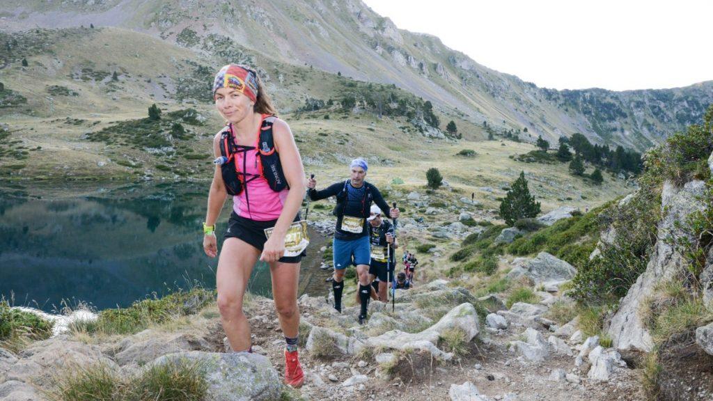 Annie-Claude Vaillancourt a terminé 7e de l'épreuve historique du GRP - Photo : Photossports