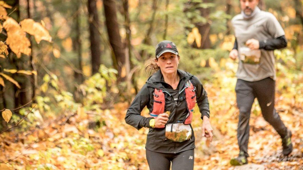 Des participants du 10 km lors de l'édition 2018 du Trail du Grand-duc. Les distances de 5 km et 12 km sont les plus populaires de l'événement - Photo : Trail du Grand-duc.