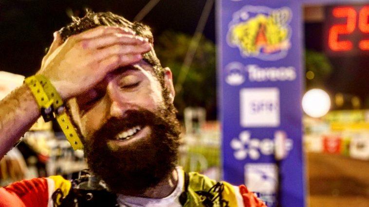 Jeff Cauchon a tout donné pour finir dans le top 10 de la mythique Diagonale des fous