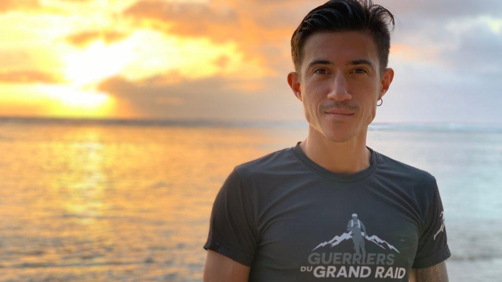 Mika Préti, l'organisateur de l'aventure des Guerriers du Grand Raid - Photo : Nicolas Fréret