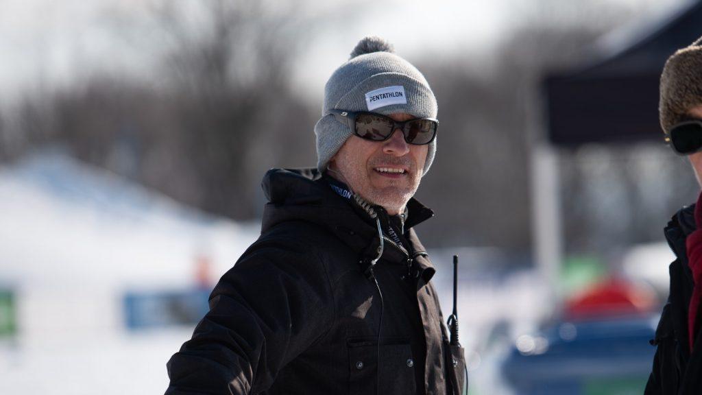 François Caletta, directeur général de Groupe Pentathlon - Photo : Pentathlon des neiges 2020
