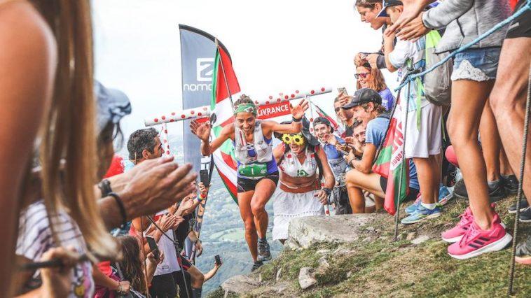 La Française Blandine L'Hirondel a remporté la Skyrhune 2019