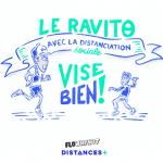 flowhynot ravito distanciation sociale
