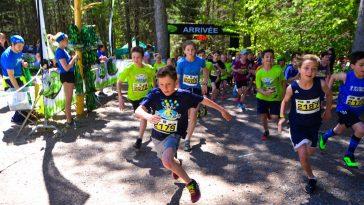 trail clinique coureur enfants