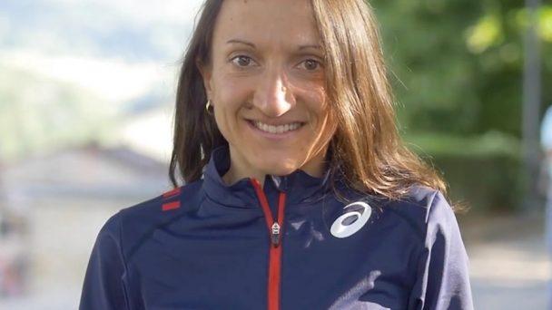 Adeline Roche championne du monde trail 2017 en Italie