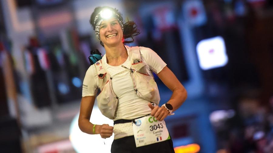 Camille Bruyas a terminé 3e de la CCC 2019