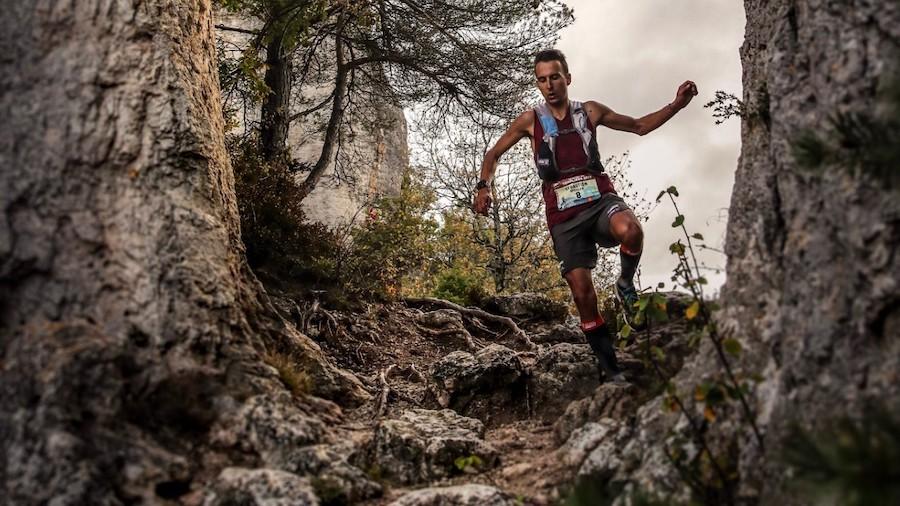 Sébastien Spehler a remporté son premier Grand Trail des Templiers en 2017