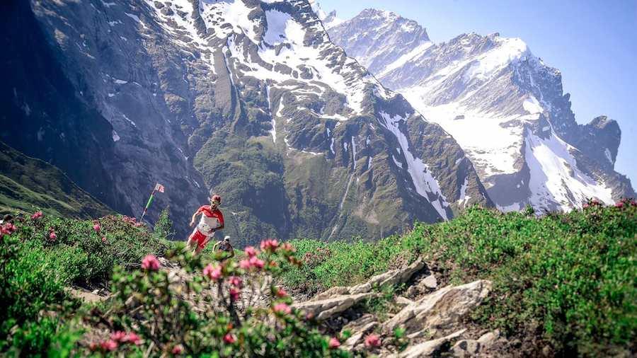 Thibaut Baronian a terminé 4e du Marathon du Mont-Blanc 2018