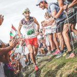 Thibaut Baronian sur la Skyrhune 2018 au Pays basque