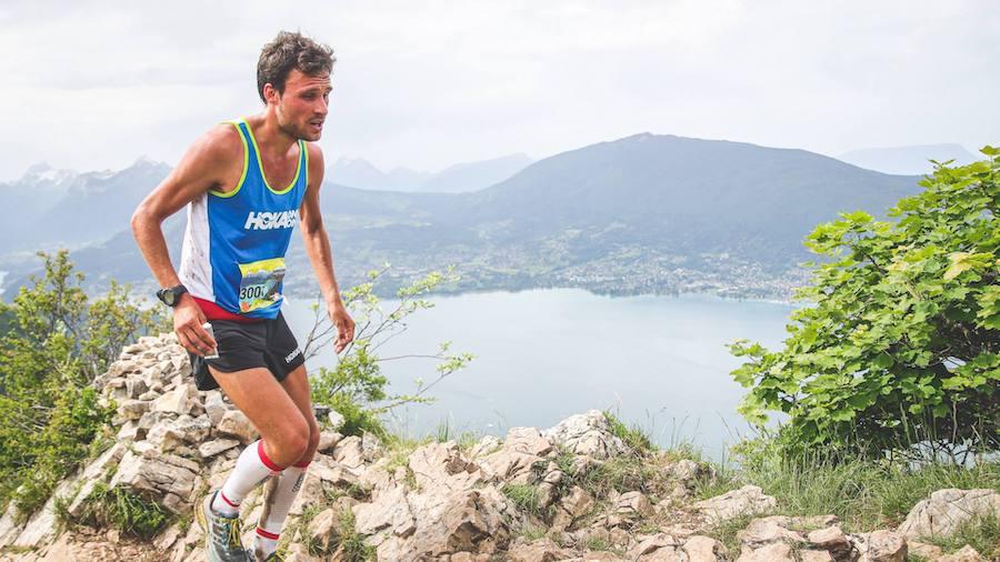 Thibaut Garrivier a remporté la Marathon-Race de la Maxi-Race d'Annecy 2018