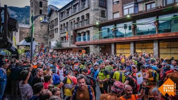 Andorra ultra-trail