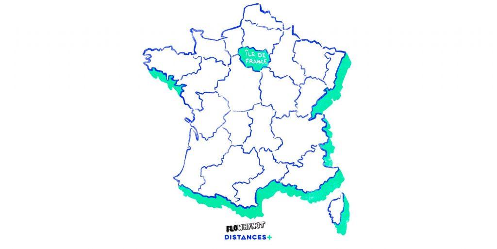 Flowhynot carte France Paris