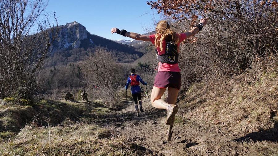 Le Trail des Citadelles propose quatre distances (24, 40, 55 et 70km)