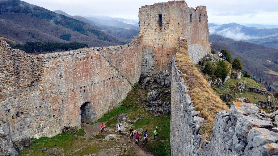 Le Trail des Citadelles