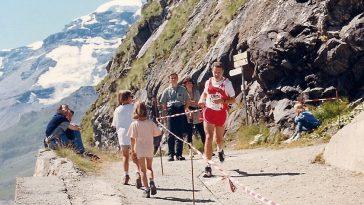 Comme coureur, Claude Eyraud préfère la course sur route