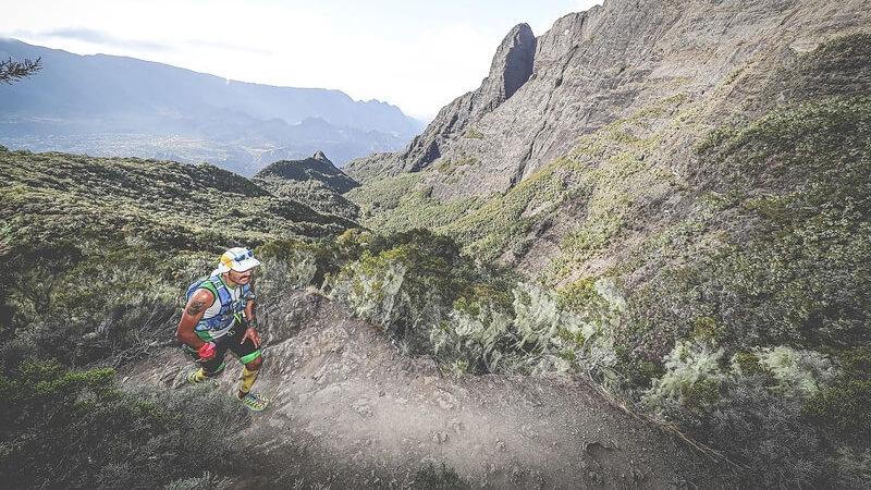 Sur la Diagonale des fous à La Réunion