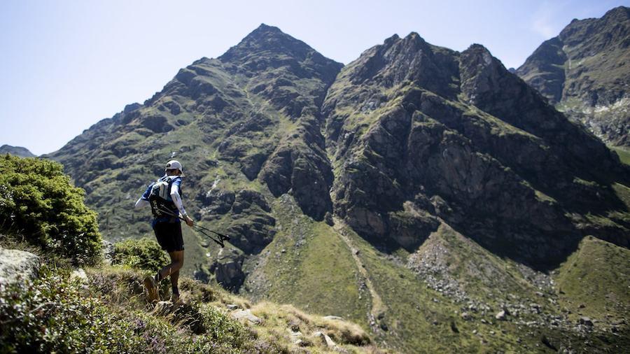 Nahuel Passerat a tracé le parcours de la PicaPica, 110km pour 11500mD+