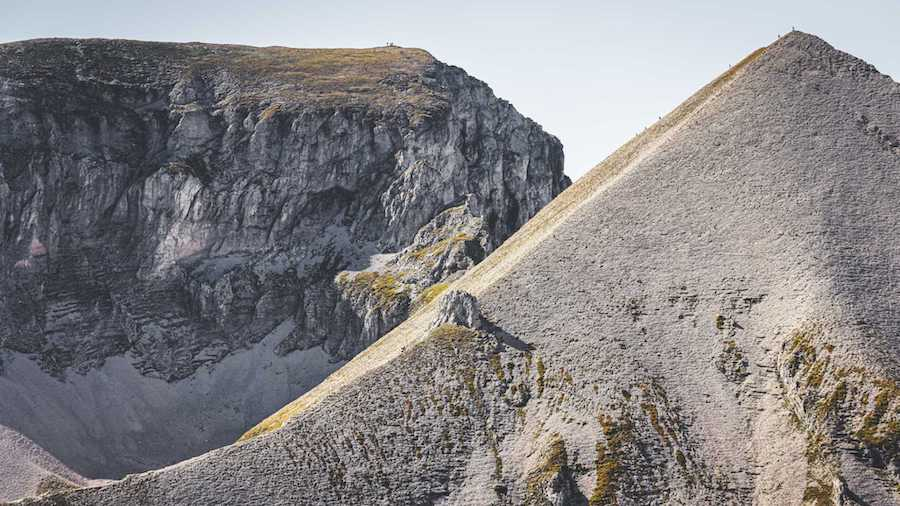 Le massif du Dévoluy