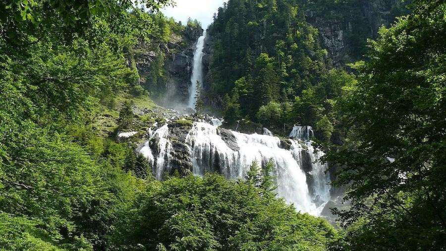 Tourn de la cascade d'Ars et Trail de la Vallée du Garbet