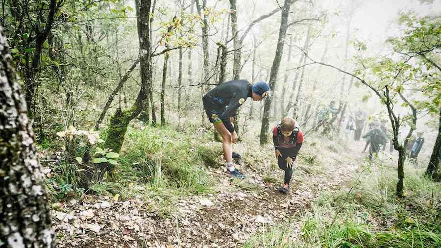 école de trail