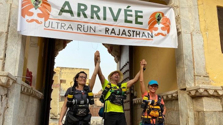 Ultra run Rajasthan